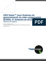 EMA Radar ENMS 4 Trimestre 2012