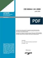 IEC 60044-1    (TC)
