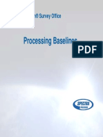 Tour - SPSO Processing Baselines