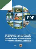 Libro Cuencas 2011