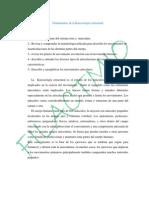 Fundamentos de la Kinesiología estructural