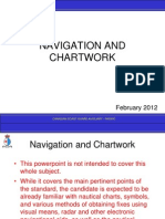 CCGA Cox 303 Navigation and Chartwork