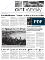 The Point Weekly - 9.23.2013
