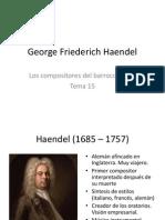 T. 15 - Haendel