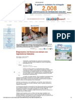 21-09-2013 EMPRESARIOS DE SONORA SE REUNEN CON LEGISLADORES FEDERALES