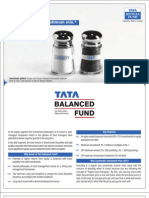Balanced Fund 1 Pager