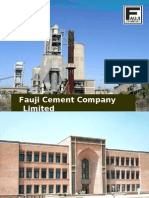 financial analysis of fauji cement ltd