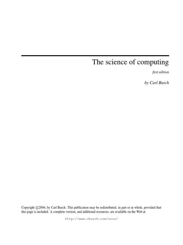 The Science Of Computing Curl Burch Boolean Algebra Areas Csci 255 Flip Flops Computer