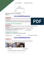Activité informatique et traitement de l'information