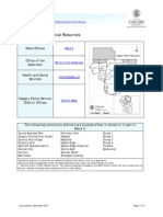Ward 3 Profile