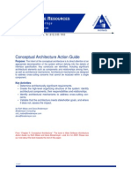 Conceptual Architecture Action Guide
