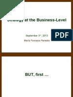 businesslevelstr