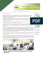 Fundacion Danarc - Venezuela - Ensayo Intralaboratorio de Calidad Molinera Con El Uso Del S21