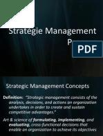 Stretegic Management Process Ch 1