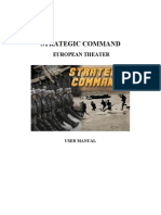 Strategic Command Manual