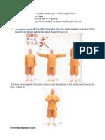 Shaolin Kung Fu- Small Luohan by Shi Deyang