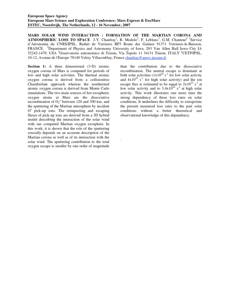 Author biography in research paper