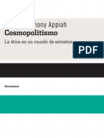 Kwame Anthony Appiah, Cosmopolitismo (fragmento)