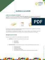 2.1.Alergia a La Leche