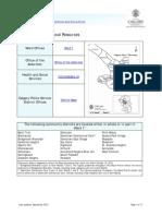 Ward 7 Profile