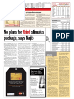 TheSun 2009-07-02 Page16 No Plans for Third Stimulus Package Says Najib
