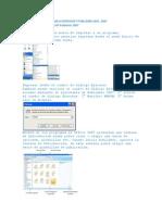 Los Pasos Para Ingresar a Microsoft Publisher 2003 2007