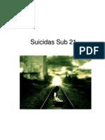 """Antología """"Suicidas Sub 21"""""""