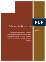 Relatorio Crimes Ditatura Completo