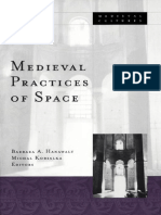 Medieval Practices of Space by Michal Kobialka & Barbara Hanawalt