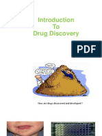 Introduction to Drug Discovery