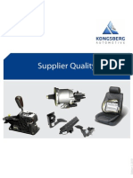 Supplier Quality Manual - Edition 3 - April 2010