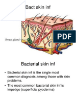 1) Bacterial Skin Inf
