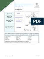 Ward 14 Profile