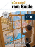 October-November-December Program Guide