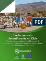 Lucha Contra La Desertificacion en Chile