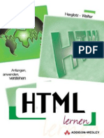Walter Herglotz - HTML Lernen