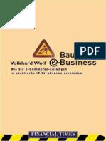 Volkhard Wolf - Baustelle E-Business