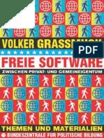 Volker Grassmuck - Freie Software - Zwischen Privat - Und Gemeineigentum