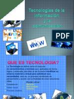Tecnologias de La Informacion y La Comunicacion...