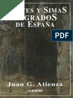 Atienza, Juan G. - Montes y Simas Sagrados españoles