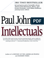 Paul Johnson - Intellectuals