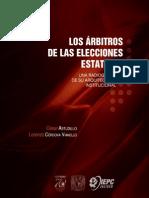 Los Arbitros de Las Elecciones Estatales