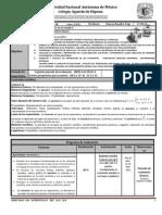 Plan y Programa de Eval Matematicas IV 2p 2013-2014