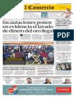 El dinero de la minería ilegal en Perú IV