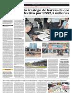 El dinero de la minería ilegal en Perú V