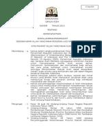 14. Ranqanun Pariwisata - 25 Juni 2013 Publikasi to Rdpu
