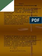 Coeficientes de Actividad y Diagramas de ELV