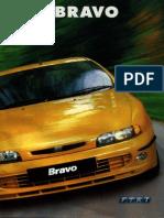 Fiat Bravo Mk 1 Brochure
