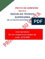 Prospecto Ets 2013-II