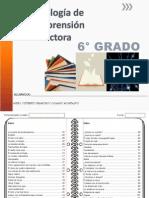 Antologia de Comprension Lectora 2012-2013